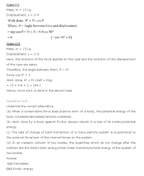 Physics Worksheet Work Energy And Power Worksheet Answers Worksheets Reviewrevitol