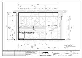 Autocad For Kitchen Design Floor Gorgeous Elevation Dimensions Interesting Idea Gorgeous