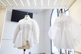 chambre syndicale de la mode l avenir de la mode s écrit à l école de la chambre syndicale de