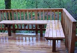 building deck benches nail interior design ideas small space