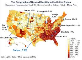 Map Dallas Dallas U0027 Poverty Problem Explained In A Single Map D Magazine
