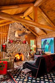cabin living room ideas and warm log cabin living rooms you will fall in love with