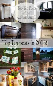 top ten posts of 2016 happy new year grandmas house diy