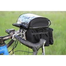 bike waterproofs bicycle handlebar bag small handlebar bag by arkel