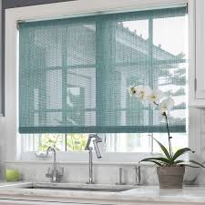 roller blinds vinyl commercial window frame mounted mini