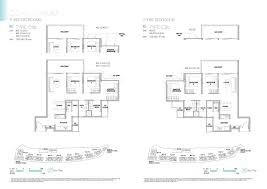 kingsford waterbay 3 bedroom floorplan