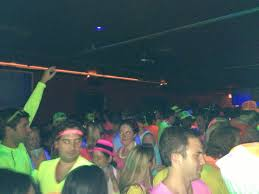 darden neon party let love guide
