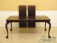 stickley mahogany dining table stickley dining table ebay