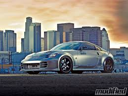 nissan 350z quarter mile stock 2005 nissan 350z modified magazine