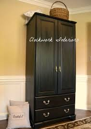 Knock Off Pottery Barn Furniture Pottery Barn Knock Off Wardrobe How To Get The Look For Less