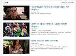 film gratis youtube ita come vedere film completi in italiano su youtube youtube youtube