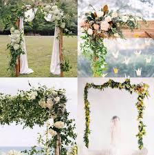 Wedding Arches And Arbors Insta Faves Wedding Arbor Lady Flashback