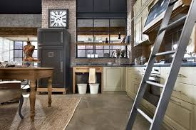 vintage kitchen decor kitchen vintage kitchen decor idea with wooden floor and small