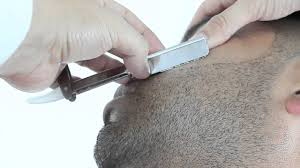 how to do a straight razor shave and beard trim by pacinos the
