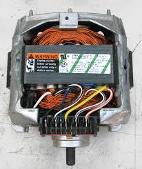 whirlpool kenmore washer motor 8529935 1 2hp 120 voltz 60hz