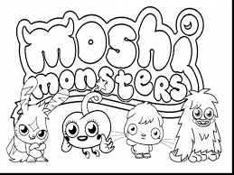 astonishing monsters inc coloring pages with monster inc coloring