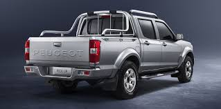 Peugeot Pick Up Rebadged Chinese Ute To Go On Sale In Africa