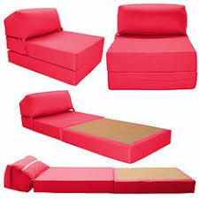 Single Futon Chair Bed Cotton Print Single Chair Bed Z Guest Fold Out Futon Sofa Chairbed