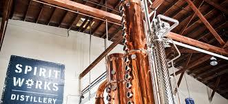 distillery boom artisan spirits take over napa and sonoma