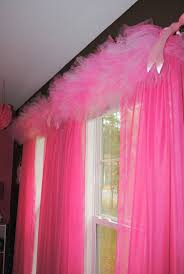 pink girl curtains bedroom little girl curtains princess bedroom room date custom tulle
