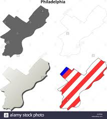Philadelphia Pennsylvania Map by Philadelphia Map Stock Photos U0026 Philadelphia Map Stock Images Alamy