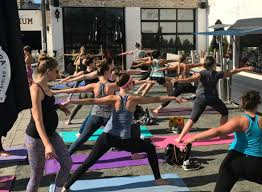 check out these 13 different free workouts in chicago
