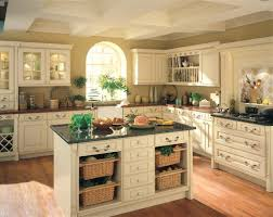 Kitchen Cabinets French Country Style Kitchen Country Style White Kitchen Island Wooden Top Also Stools