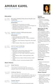 English Teacher Resume Examples by Relief Teacher Resume Samples Visualcv Resume Samples Database