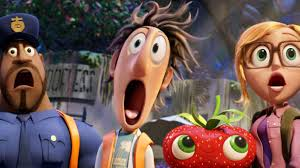 cloudy chance meatballs 2 movie trailer cast