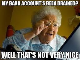 Identity Theft Meme - polite identity theft victim imgflip