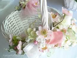 beautiful easter baskets diy custom bird nest easter baskets