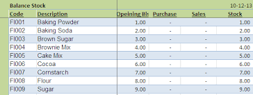 point of sale receipt template how to create a retail point u2010of u2010sale system with excel