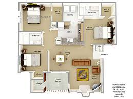 floor plans signature place apartments