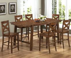 Industrial Style Dining Room Tables Full Size Of Industrial Style Dining Table 7 Piece Set Farmhouse