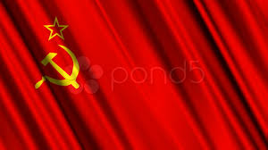 Stalin Flag Soviet Union Flag Loop 01 Stock Video 604720 Pond5
