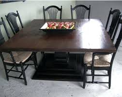 60 inch kitchen table 60 inch dining table square tables built from reclaimed wood with