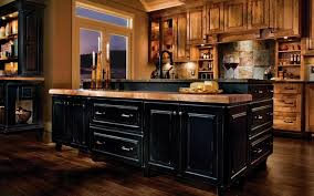 Kitchen Black Cabinets Various Kitchen Black Rustic Cabinets On Find Best References