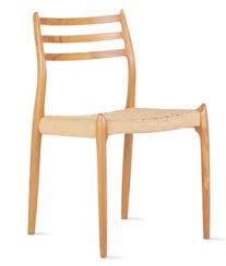 møller model 78 side chair mid century modern chairs dering hall