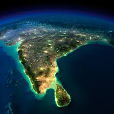 India Satellite Map by 19 Impossibly Detailed Views Of Earth From Space At Night Earth