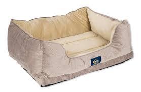 Pink Camo Dog Bed Your Pet Deserves Better Sleep Serta Com