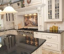 Contemporary Kitchen Design 2014 Charming White Wooden Kitchen Cabinet And Adorable Backsplash
