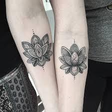 best friend mandal black and grey dotwork tattoo denver certified