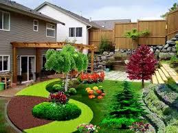 imagenes de jardines pequeños con flores ideas para jardines pequeños con piedra curso de organizacion del