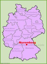 Etsy Maps Nuremberg Tourist Map Nuremberg Germany Mappery Nürnberg Tourist