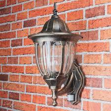 Esszimmerlampen Antik Xxl Aussen Wand Leuchte Lampe Mit Bewegungsmelder Sensor Antik