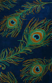 Peacock Area Rugs Peacock Color Area Rug Jbindustries Co