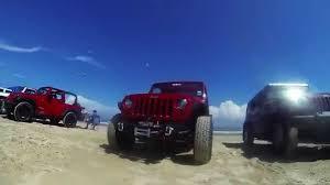 jeep wrangler beach sunset jeep beach youtube