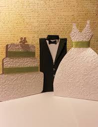 bride groom wedding favor boxes bride bag groom bag and wedding cake invite made using cricut u0027s