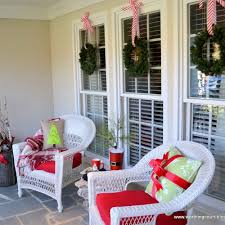 How Decorate My Home 46 Beautiful Christmas Porch Decorating Ideas U2014 Style Estate