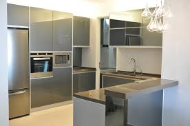 sleek kitchen designs kitchen design aluminium stylish aluminium stainless steel for